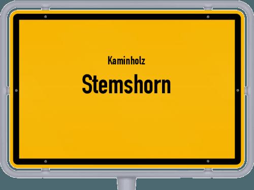 Kaminholz & Brennholz-Angebote in Stemshorn, Großes Bild