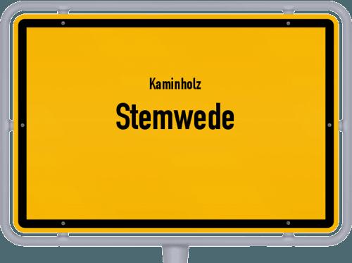 Kaminholz & Brennholz-Angebote in Stemwede, Großes Bild