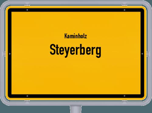 Kaminholz & Brennholz-Angebote in Steyerberg, Großes Bild