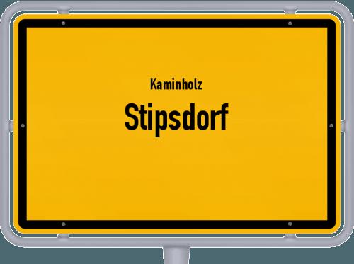 Kaminholz & Brennholz-Angebote in Stipsdorf, Großes Bild