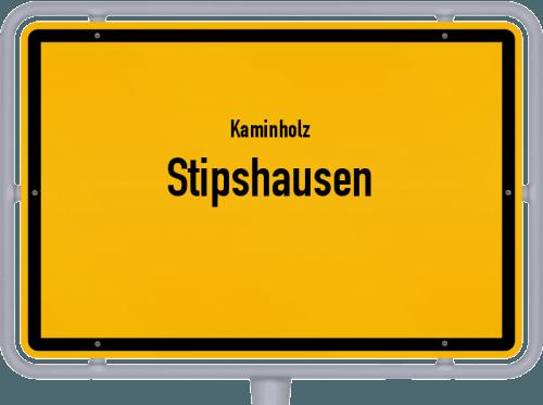 Kaminholz & Brennholz-Angebote in Stipshausen, Großes Bild