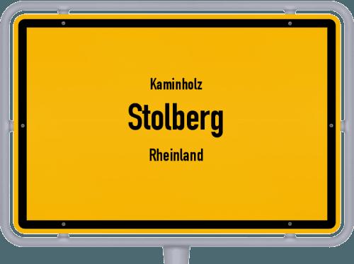 Kaminholz & Brennholz-Angebote in Stolberg (Rheinland), Großes Bild