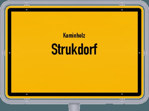Kaminholz & Brennholz-Angebote in Strukdorf, Großes Bild
