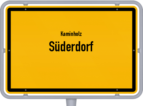 Kaminholz & Brennholz-Angebote in Süderdorf, Großes Bild