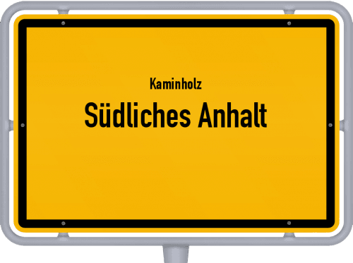 Kaminholz & Brennholz-Angebote in Südliches Anhalt, Großes Bild