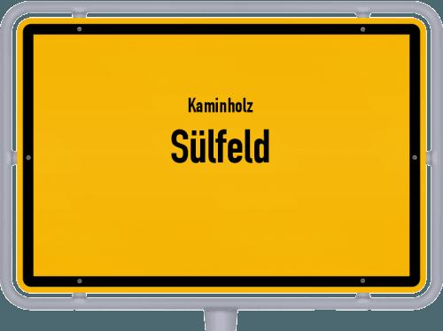 Kaminholz & Brennholz-Angebote in Sülfeld, Großes Bild