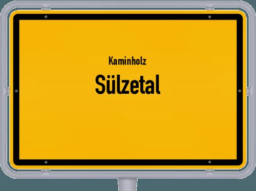Kaminholz & Brennholz-Angebote in Sülzetal, Großes Bild
