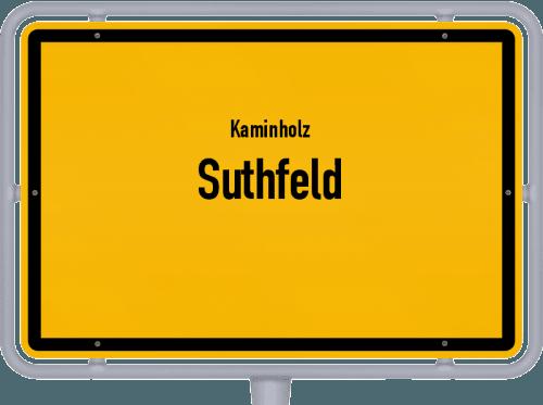 Kaminholz & Brennholz-Angebote in Suthfeld, Großes Bild