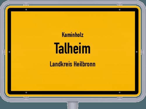 Kaminholz & Brennholz-Angebote in Talheim (Landkreis Heilbronn), Großes Bild