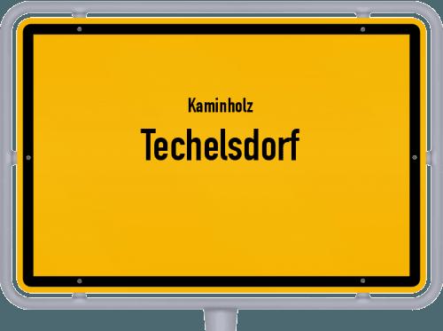 Kaminholz & Brennholz-Angebote in Techelsdorf, Großes Bild