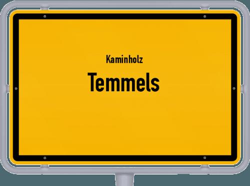 Kaminholz & Brennholz-Angebote in Temmels, Großes Bild