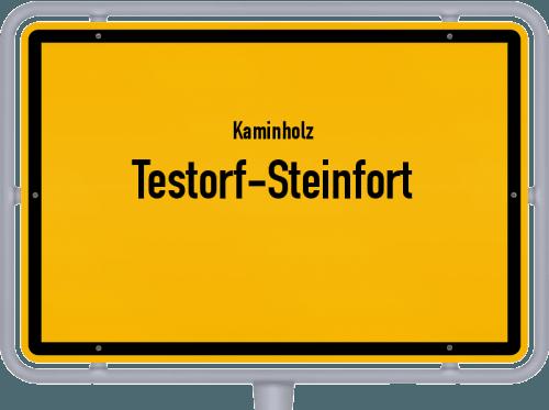 Kaminholz & Brennholz-Angebote in Testorf-Steinfort, Großes Bild