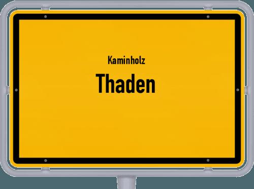 Kaminholz & Brennholz-Angebote in Thaden, Großes Bild