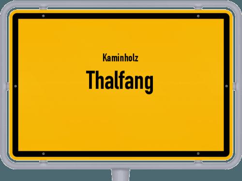 Kaminholz & Brennholz-Angebote in Thalfang, Großes Bild