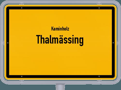 Kaminholz & Brennholz-Angebote in Thalmässing, Großes Bild