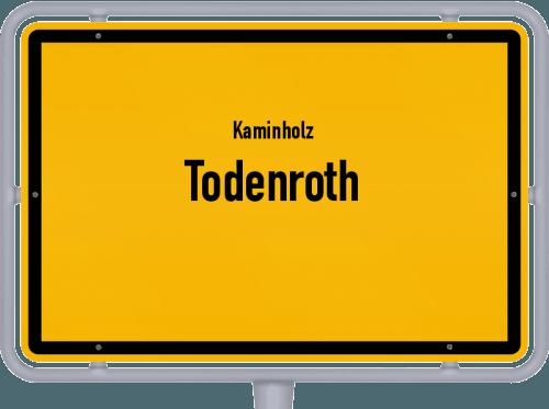 Kaminholz & Brennholz-Angebote in Todenroth, Großes Bild