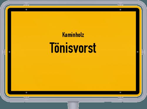 Kaminholz & Brennholz-Angebote in Tönisvorst, Großes Bild