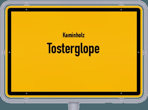 Kaminholz & Brennholz-Angebote in Tosterglope, Großes Bild