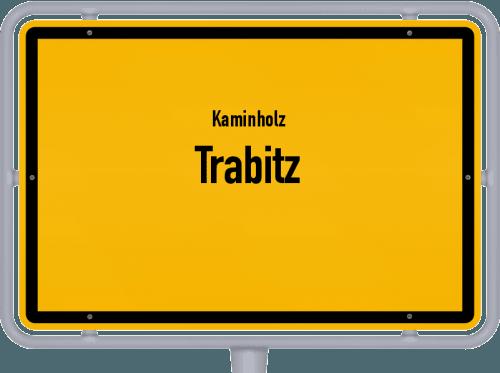 Kaminholz & Brennholz-Angebote in Trabitz, Großes Bild