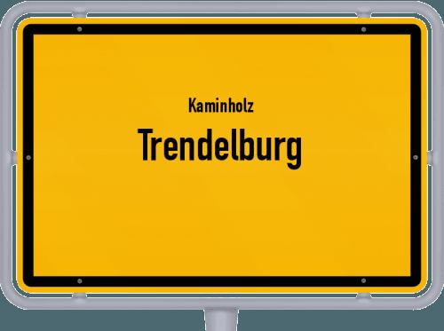 Kaminholz & Brennholz-Angebote in Trendelburg, Großes Bild
