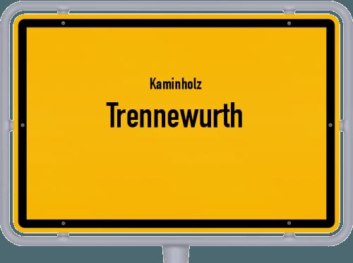 Kaminholz & Brennholz-Angebote in Trennewurth, Großes Bild