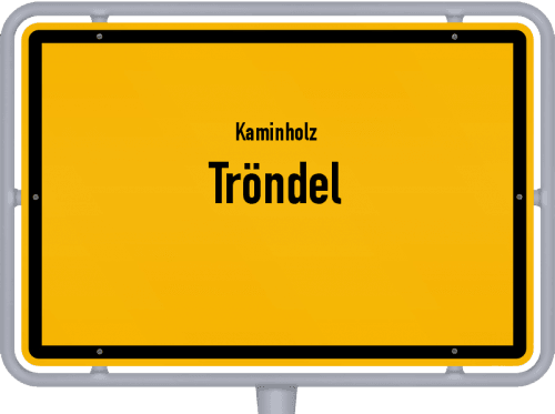 Kaminholz & Brennholz-Angebote in Tröndel, Großes Bild