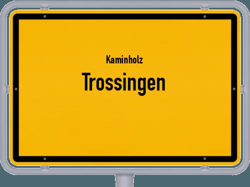 Kaminholz & Brennholz-Angebote in Trossingen, Großes Bild