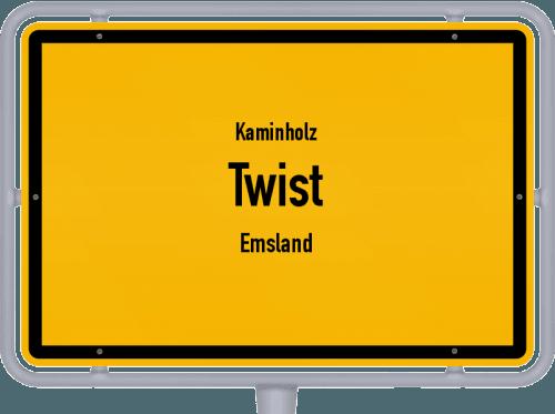 Kaminholz & Brennholz-Angebote in Twist (Emsland), Großes Bild