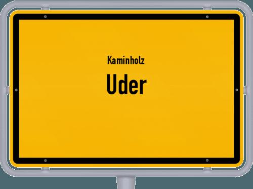 Kaminholz & Brennholz-Angebote in Uder, Großes Bild