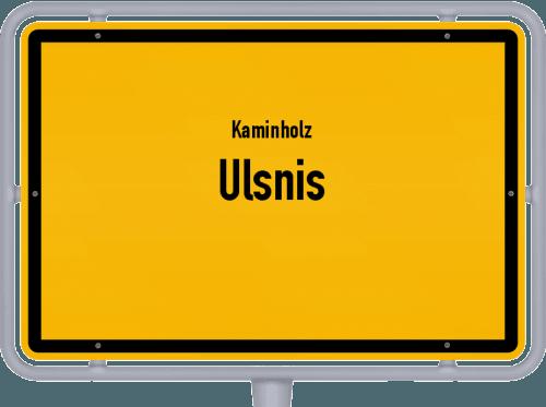 Kaminholz & Brennholz-Angebote in Ulsnis, Großes Bild