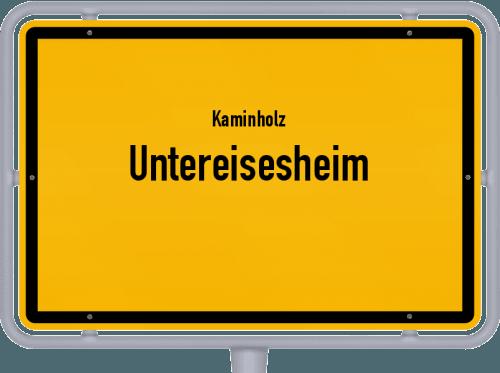 Kaminholz & Brennholz-Angebote in Untereisesheim, Großes Bild