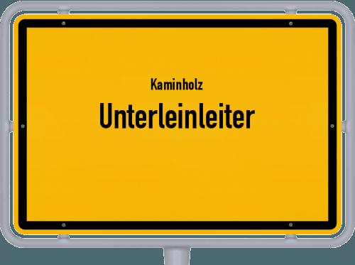 Kaminholz & Brennholz-Angebote in Unterleinleiter, Großes Bild