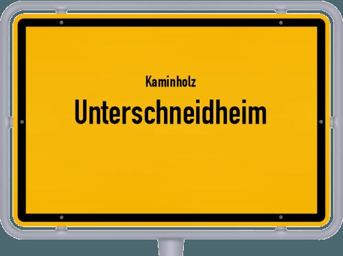Kaminholz & Brennholz-Angebote in Unterschneidheim, Großes Bild