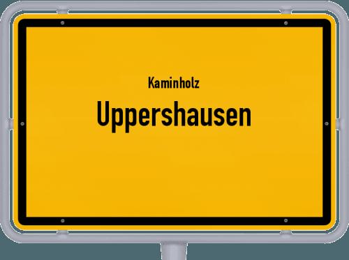 Kaminholz & Brennholz-Angebote in Uppershausen, Großes Bild