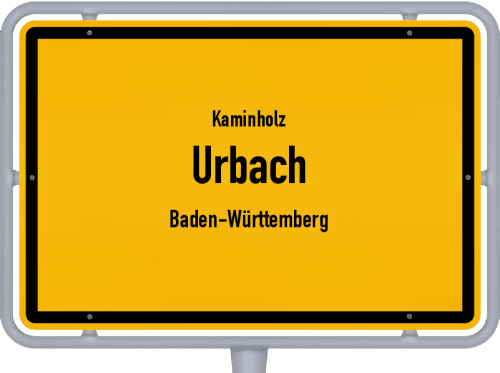 Kaminholz & Brennholz-Angebote in Urbach (Baden-Württemberg), Großes Bild