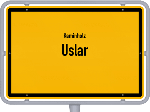 Kaminholz & Brennholz-Angebote in Uslar, Großes Bild