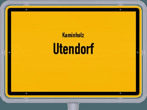 Kaminholz & Brennholz-Angebote in Utendorf, Großes Bild