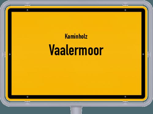 Kaminholz & Brennholz-Angebote in Vaalermoor, Großes Bild