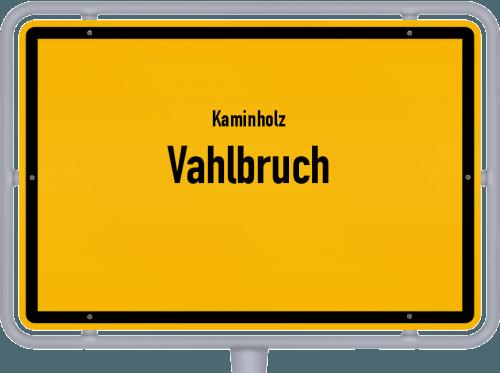 Kaminholz & Brennholz-Angebote in Vahlbruch, Großes Bild