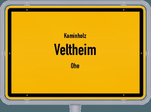 Kaminholz & Brennholz-Angebote in Veltheim (Ohe), Großes Bild