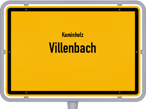 Kaminholz & Brennholz-Angebote in Villenbach, Großes Bild