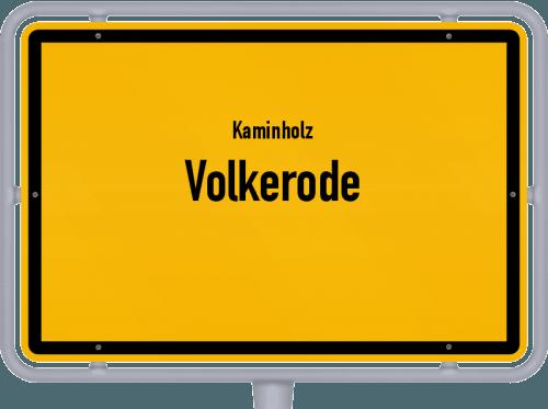 Kaminholz & Brennholz-Angebote in Volkerode, Großes Bild
