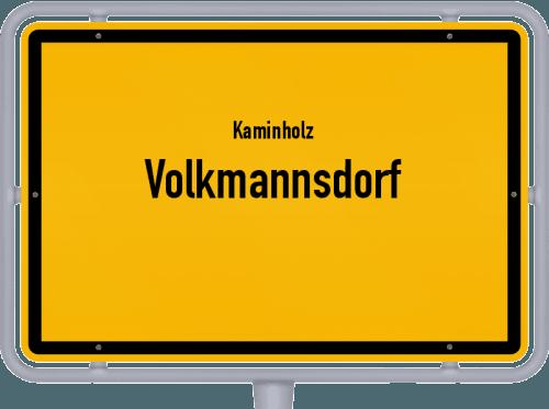 Kaminholz & Brennholz-Angebote in Volkmannsdorf, Großes Bild