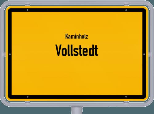 Kaminholz & Brennholz-Angebote in Vollstedt, Großes Bild