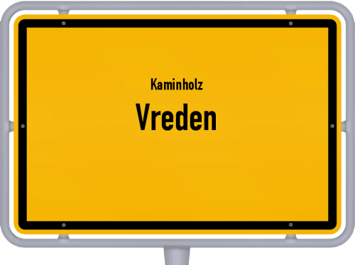Kaminholz & Brennholz-Angebote in Vreden, Großes Bild