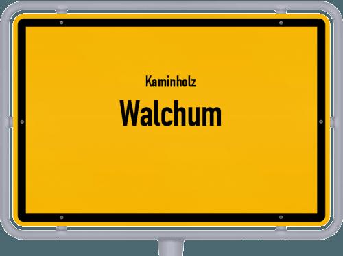 Kaminholz & Brennholz-Angebote in Walchum, Großes Bild