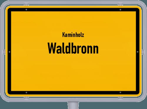 Kaminholz & Brennholz-Angebote in Waldbronn, Großes Bild