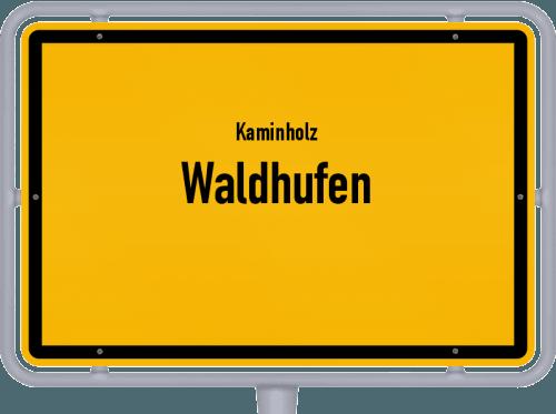 Kaminholz & Brennholz-Angebote in Waldhufen, Großes Bild
