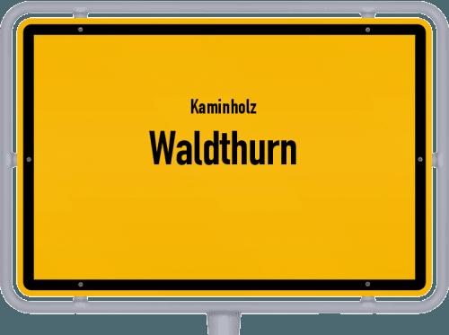 Kaminholz & Brennholz-Angebote in Waldthurn, Großes Bild
