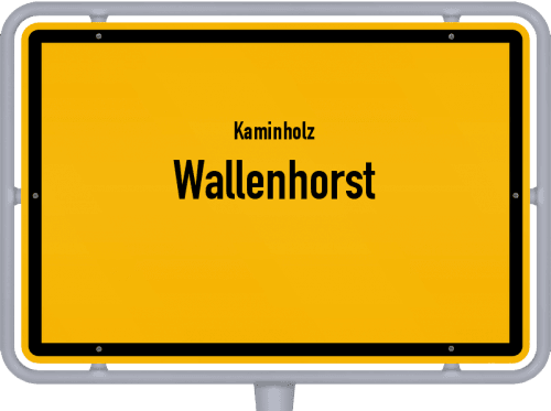 Kaminholz & Brennholz-Angebote in Wallenhorst, Großes Bild